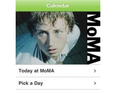 MoMA – die offizielle App fürs iPhone(Video)