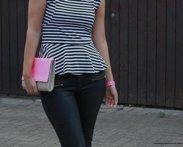 Stripes and Pink
