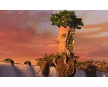 Frisch animiert aus Südafrika: Zambezia