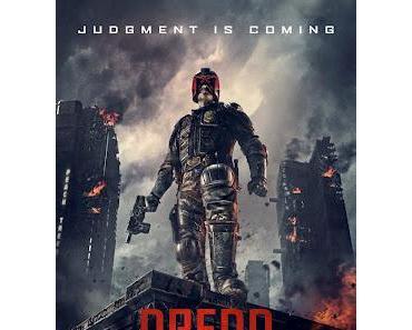 Dredd: Neues Kinoplakat ist online