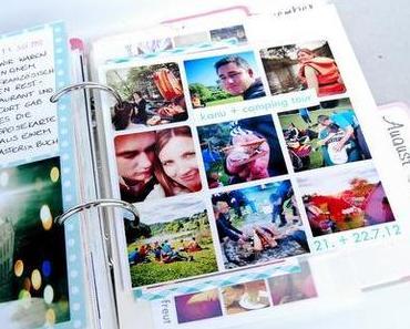 memories book / erinnerungsbuch / juli teil 2