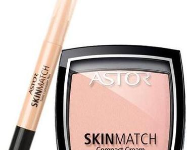 Perfekt aussehende Haut mit Astor Skin Match