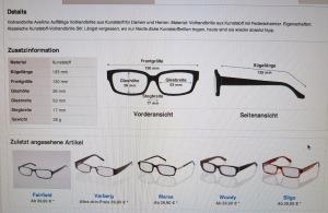 Durchblickt! Onlinebestellung meiner Brille bei Brille24.de