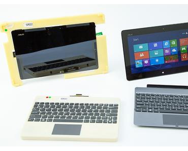 Hardware-Partner für Windows Tablet sind bekannt !