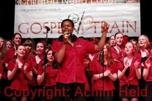 Harburgs Gospel Train – leuchtender Stern in Nacht der Lichter und der Kirchen