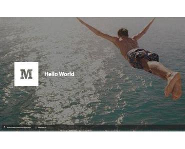 Neue Plattform für Online Publishing von den Twitter-Gründern – Medium.com