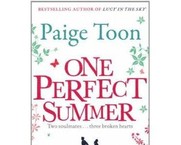 One perfect Summer - Paige Toon