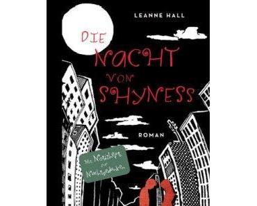 Die Nacht von Shyness - Leanne Hall