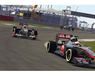 Formel 1 2012-Demo erscheint im September