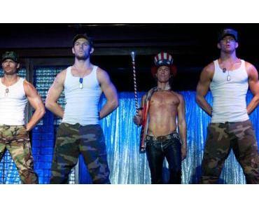 "Channing Tatum wird zum Stripper ""Magic Mike"""