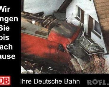 LIVE-Ticker. 18:10 Uhr : Deutsche Bahn erfahren