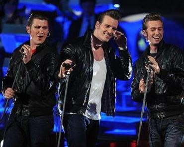 The Baseballs in Berlin