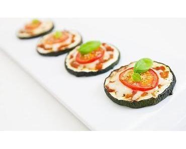 Zucchini Pizza Rezept