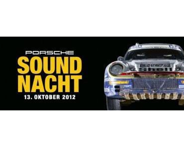 Strietzel Stuck bei der Sound Nacht im Porsche Museum