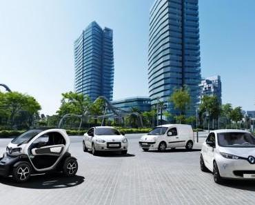 Renault ist mehr als zufrieden mit den Verkaufszahlen der E-Autos in Deutschland