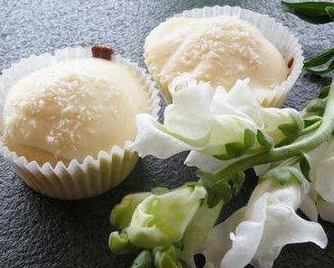 [Rezept] Kokos-Cupcakes