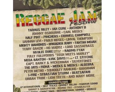 Reggae Jam Festival 2012