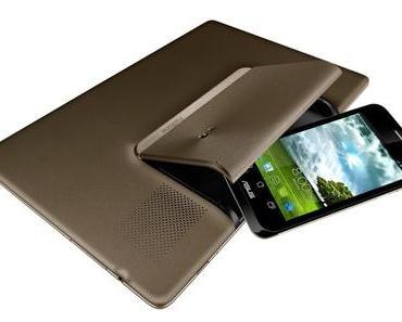 ASUS PadFone kann bei Amazon vorbestellt werden