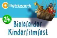 Programm des Kinderfilmfestival des Bielefelder Lichtwerks