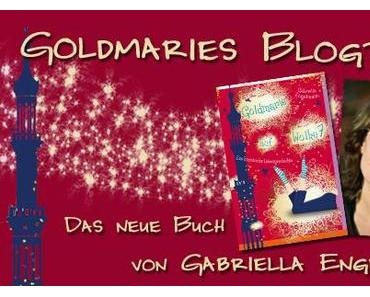 Blogtour: Goldmarie auf Wolke 7 - Heute bei Buechertippzzz :-)