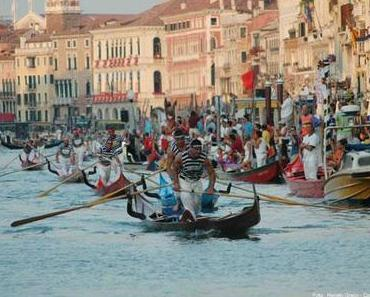 Regata Storica in Venedig 2012