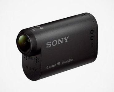 Eine der kleinsten Full-HD Videokameras der Welt – Sony's neue mini Cam – The Action Cam