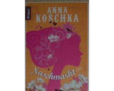 "[REZENSION] ""Naschmarkt"" (Band 1)"