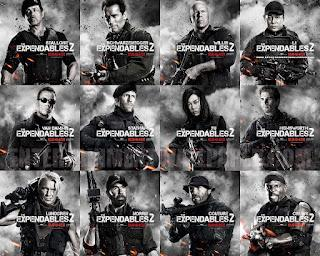 Kino: The Expendables 2