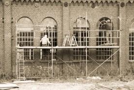Berufsschule Essen: Architekturfotografie