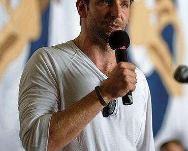 Bradley Cooper kämpfte früher mit einer Drogen- und Alkoholsucht