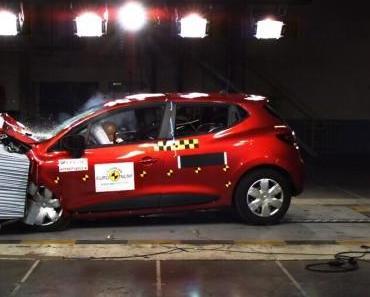 Fünf Sterne für den neuen Renault Clio