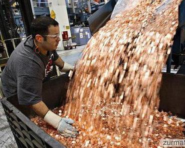 5 Cent Münzen – Samsung zahlt an Apple Strafe