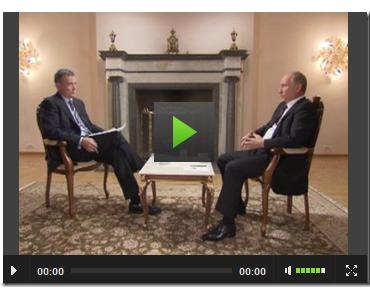 Vladimir Putins erstes Interview nach Amtseinführung