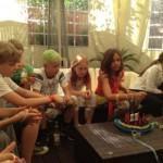 Mehrzad's Art of Dance macht Geburtstagsfeiern für Kinder zum Spitzenevent