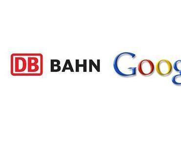 Google und Deutsche Bahn wollen in Kooperation treten