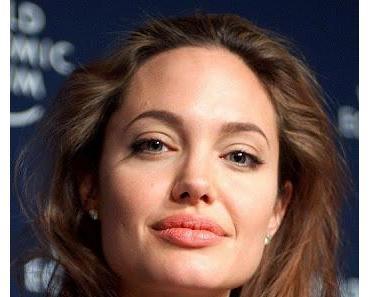 Angelina Jolie besucht syrische Flüchtlinge in Jordanien