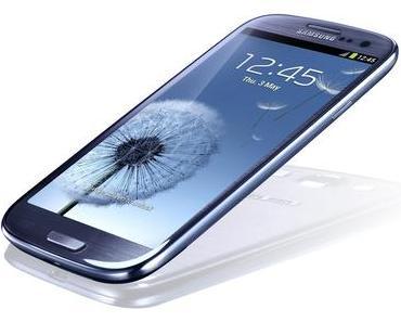Samsung Galaxy S3: Update auf Android 4.1 kommt im Oktober