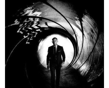 Top-Secret Titelsong von James Bond Skyfall