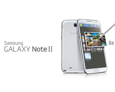 Samsung Galaxy Note 2: Bei Cyberport ab Ende September lieferbar