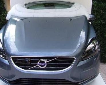 Volvo bekam für seinen Fußgängerschutz Rekordbewertung
