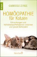 [Buchempfehlung] .. Die Homöopathie für Katzen von Gabriele Zuske ..