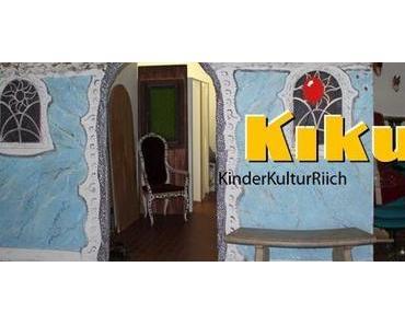 Kikuri: Wo Kinder und Kultur zusammen kommen