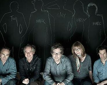 The Jayhawks live in concert in Barcelona