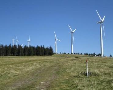 Hauereck und Windpark Pretul, 17.09.2012