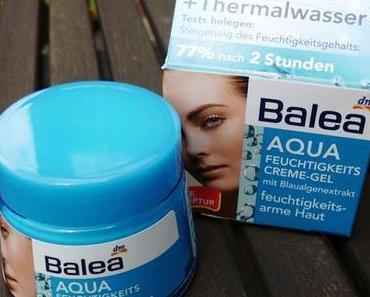 Review | Balea Aqua Feuchtigkeits Creme-Gel