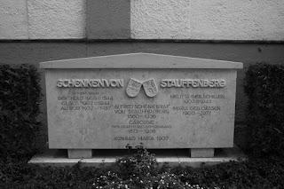 Blog erinnert an Melitta Gräfin Schenk von Stauffenberg