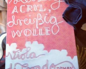 Viola di Grado – Siebzig Acryl, dreißig Wolle