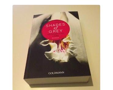 [Rezension] Shades of Grey - Gefährliche Liebe