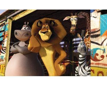"""Einmal quer durch Europa: """"Madagascar 3″"""