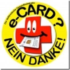 Updates wegen E-Card Widerstand